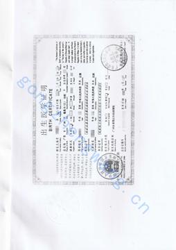 出生证明公证(图7)